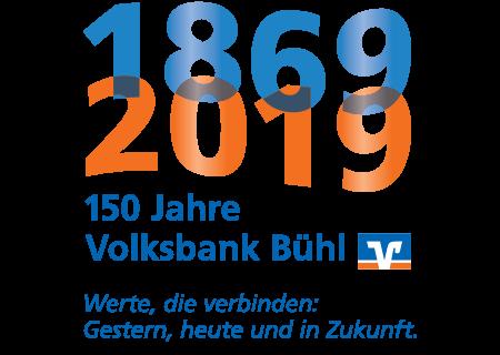 150 Jahre Volksbank Bühl